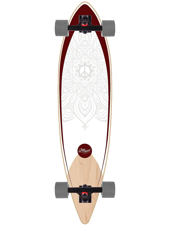 Long Island Longboards Dharma Pintail 38