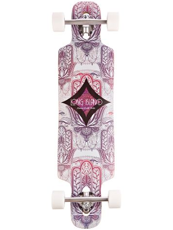 "Long Island Longboards Karma Essential Drop Through 36.5"" Complete"