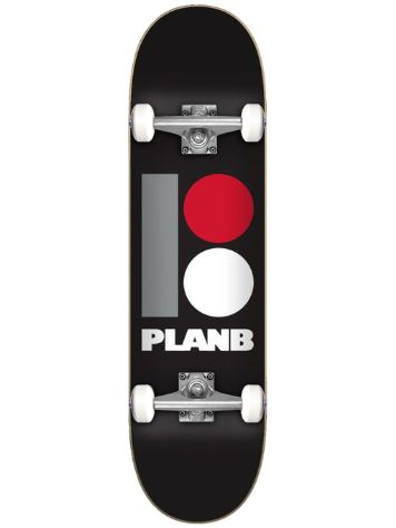 "Plan B Original 8.0"" Skateboard"