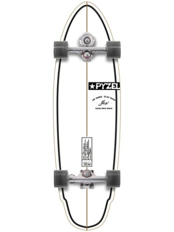 "YOW X Pyzel Shadow 34"" Surfskate"