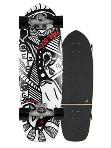 "Carver Skateboards Yago Skinny Goat CX 30.75"" Surfskate"