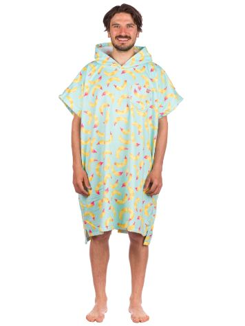 After Banana Stains Surf Poncho