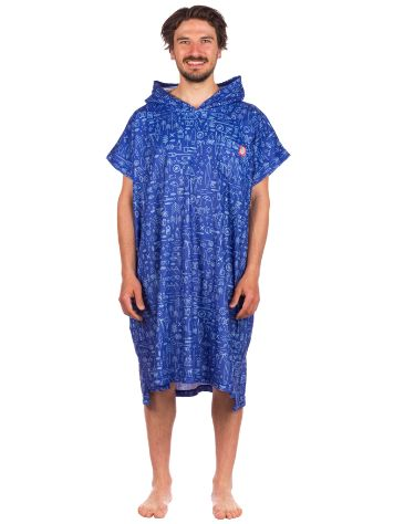 After Microfiber Surf Poncho
