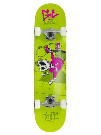 "Enuff Skully Mini 7.25"" Skateboard complet"