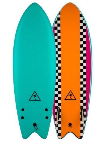 Catch Surf Retro 5'6 Fish Twin Surfboard