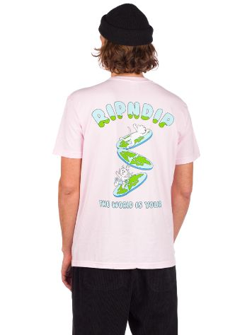 RIPNDIP The World Is Yours T-Shirt