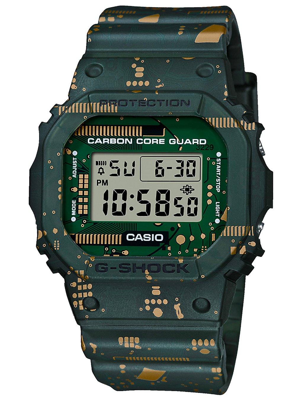 G-SHOCK DWE-5600CC-3ER à motifs