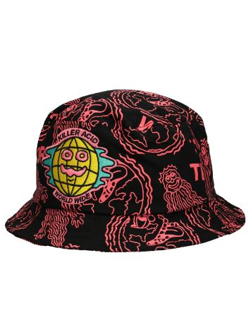 Killer Acid Worldwide Bucket Cappello
