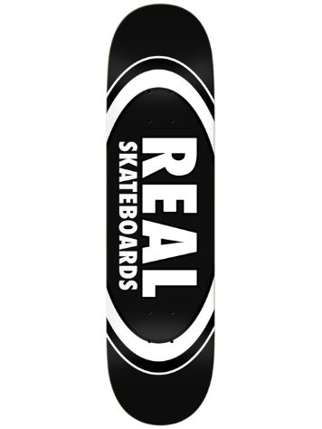 "Real Team Classic Oval 8.25"" Skateboard Deck"