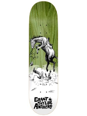 "Antihero Taylor How The West... 8.5"" Skateboard Deck"