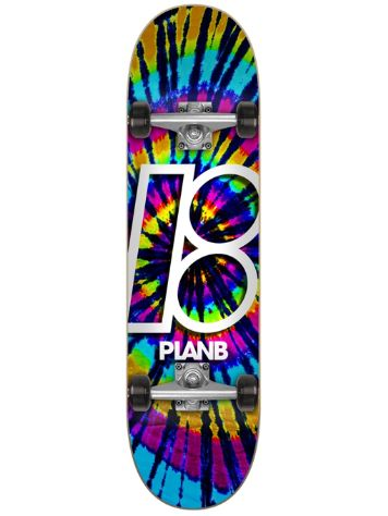 "Plan B Deep Dye 7.75"" Skateboard"