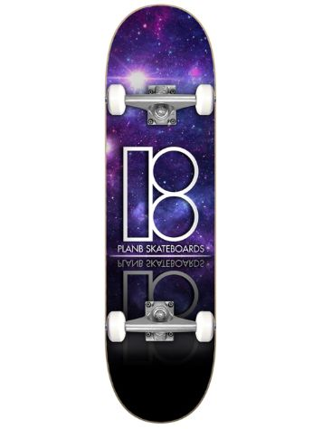 "Plan B Cosmo 7.75"" Skateboard complet"