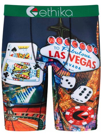 Ethika Sin City Long Boxershorts