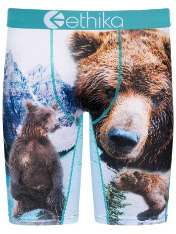 Ethika Brothers Bears Long Boxershorts