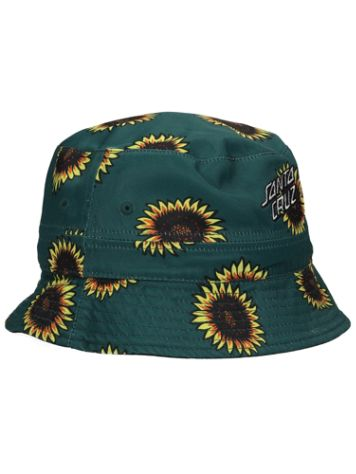 Santa Cruz Sunflowers Bucket Chapeau