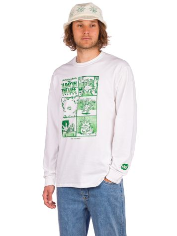 HUF Day In The Life Longsleeve