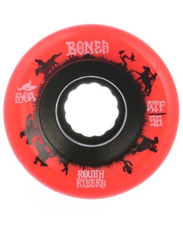 Bones Wheels ATF Rough Riders Wrangler 80A 56mm Roues