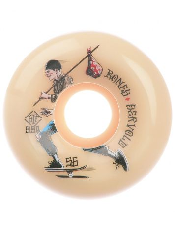 Bones Wheels STF Servold Gone 99A V6 Widecut 56mm Rollen