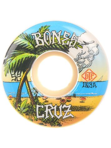 Bones Wheels STF Cruz Buena Vida 103A V2 Locks 52mm Rollen