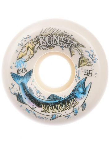 Bones Wheels Spf Kowalski Salmon Spawn 84B Sdect 54mm Whe
