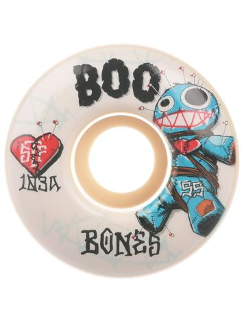Bones Wheels STF Boo Johnson Voodoo 103A V4 Wide 55mm Rollen