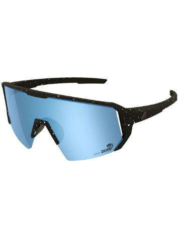Melon Optics Alleycat Snow Paint Splat All Black Aurinkolasit