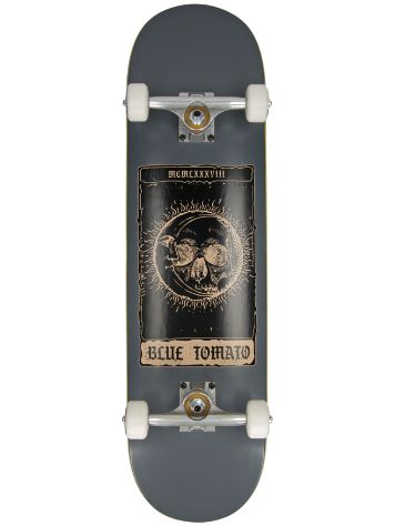 "Blue Tomato The Moon 8.25"" Skateboard complet"