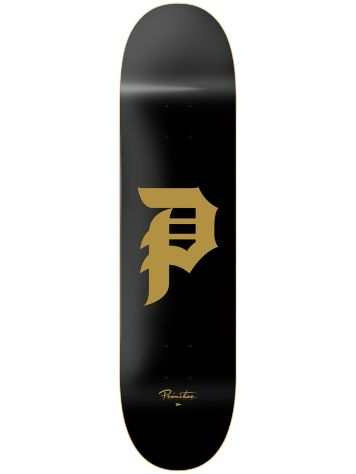 "Primitive Dirty P Team 8.5"" Skateboard Deck"