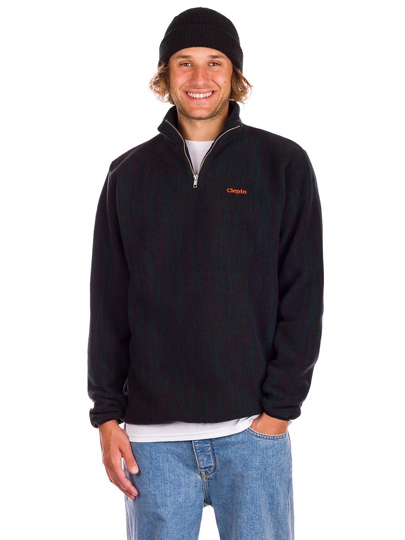 Cleptomanicx Softer Gruff P Sweater black