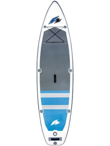F2 Axxis 10'5 blue SUP board