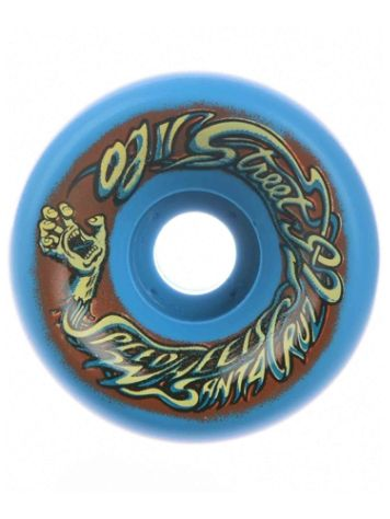 OJ Wheels OJ II Street Speed Reisu Org 92a OJ 60mm Rollen