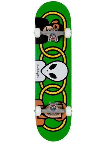 "Alien Workshop Missing Link 8.25"" Skateboard"