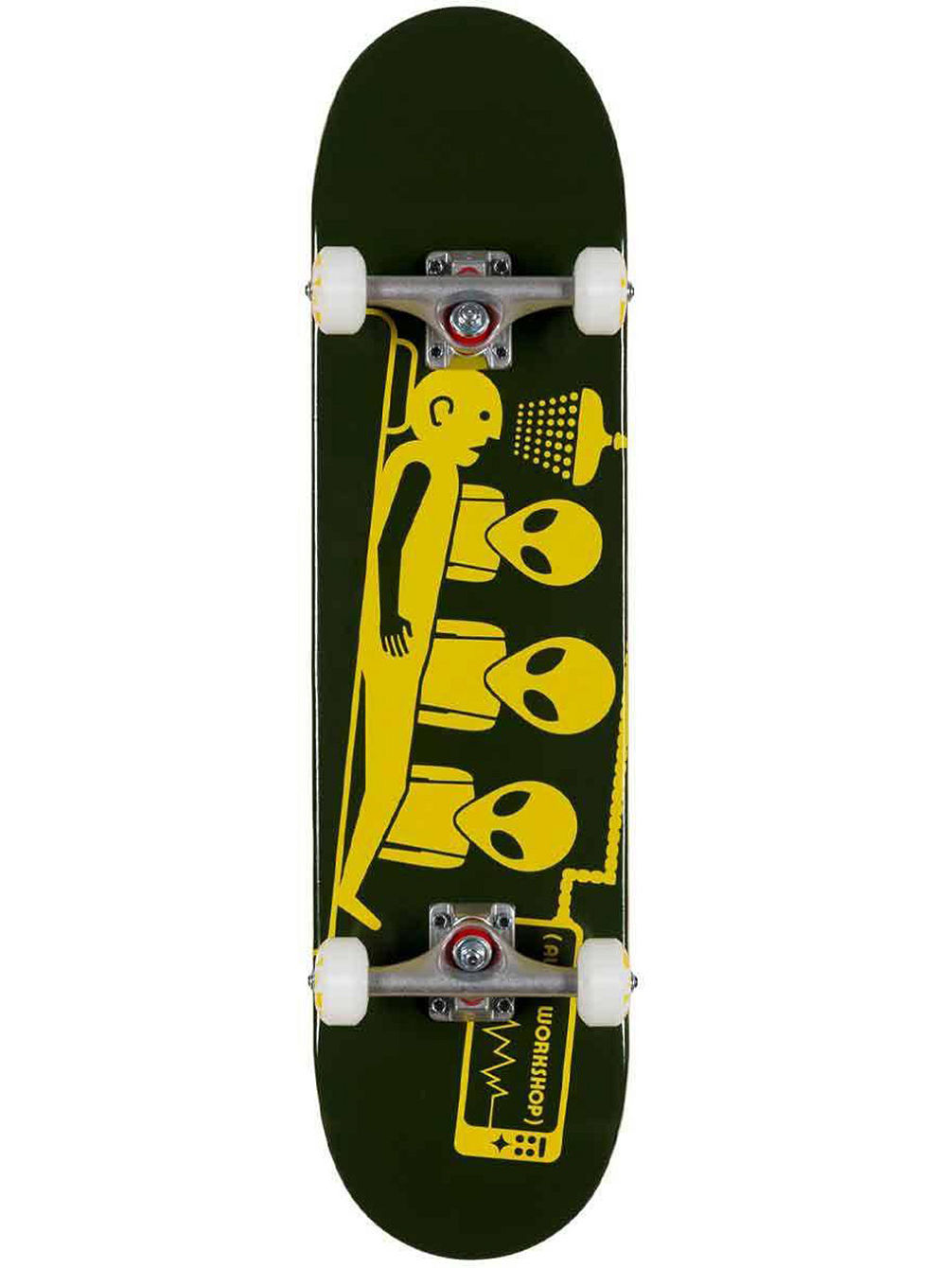 "Abduction 8.0"" Skateboard"