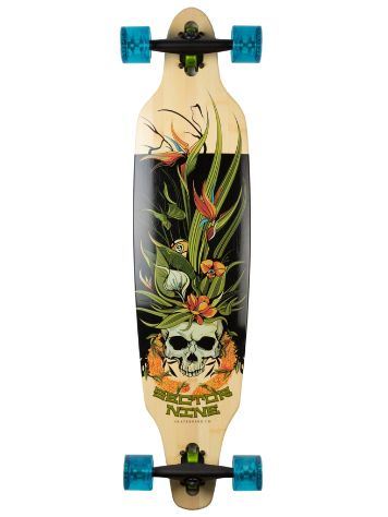 "Sector 9 Paradise Bamboo Lookout Lei 41"" Drop Through Complete"