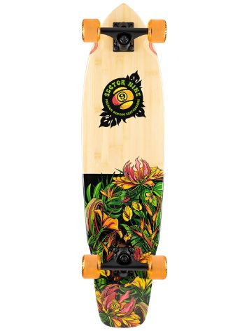 "Sector 9 Paradise Bamboo Ft. Point Eden 34"" Kicktail Complete"