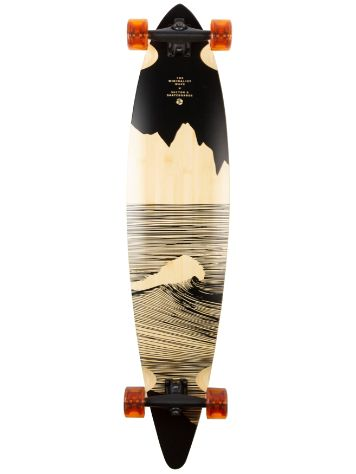 "Sector 9 Minimalist Wave Bamboo Maverick Crag 44""  Pintail Complete"