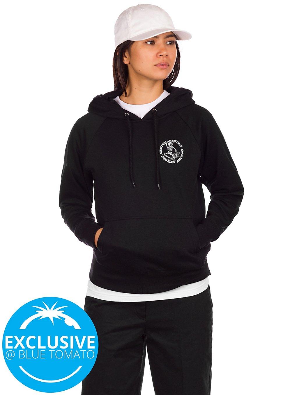 Santa Cruz BT Skate Riot Hoodie black
