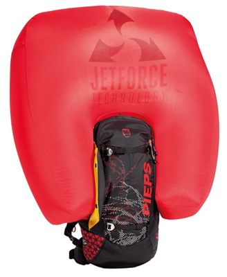 Pieps Jetforce Avalanche backpack for Men and Women