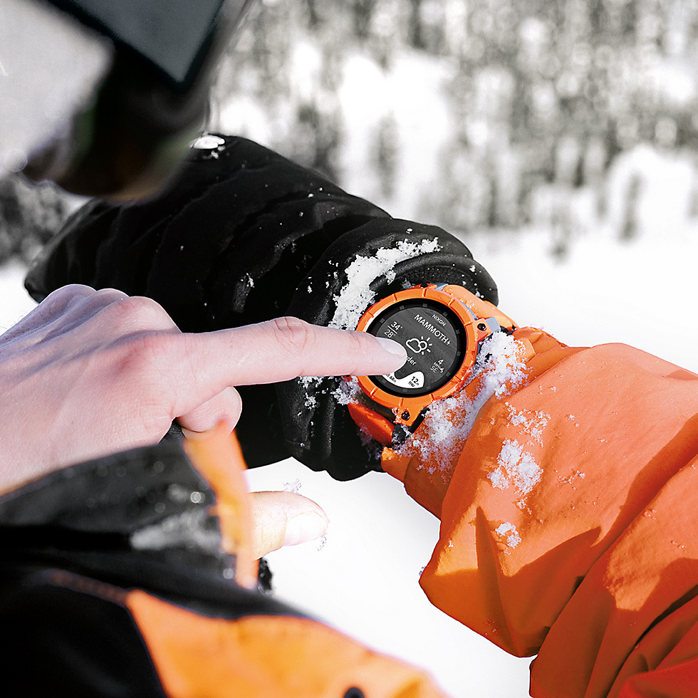 Nixon Mission ready for powder action