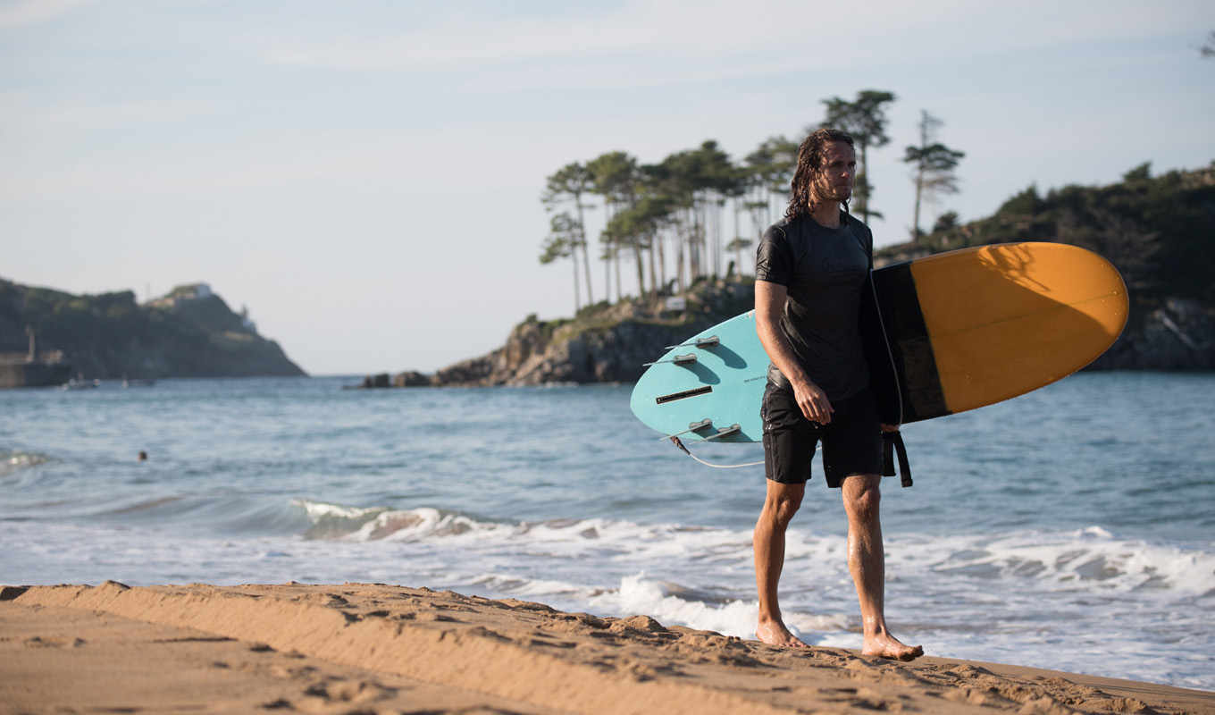 How to find your perfect surfboard