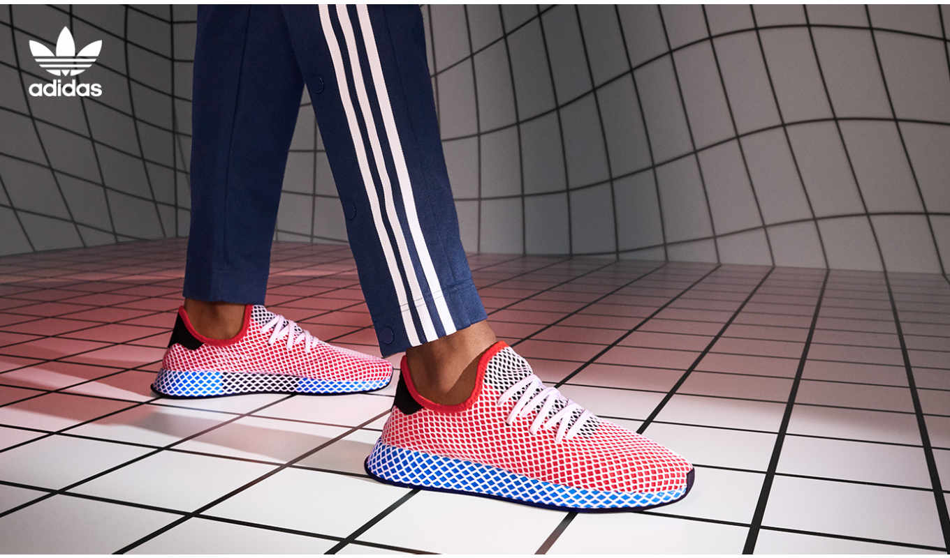 New in: Adidas Deerupt