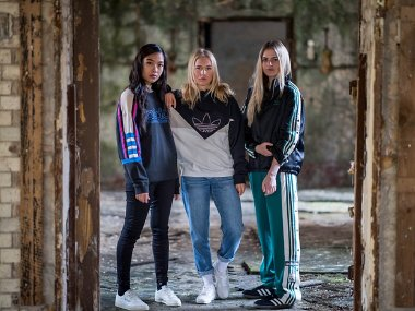 Streetwear for women by adidas Originals