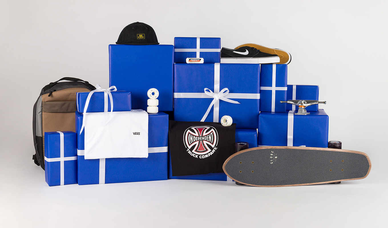 gift ideas for skaters