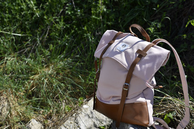 Autumn trend Canvas Backpacks
