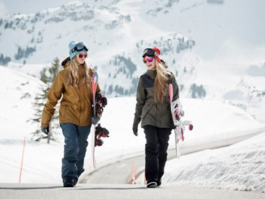 Bonfire Womens snowwear