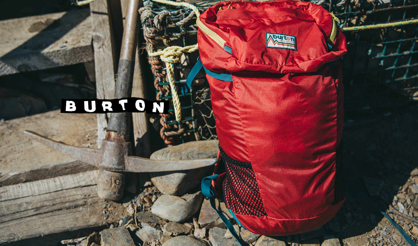 Burton Packable and more Backpacks