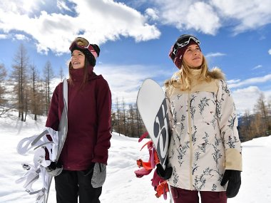 Snowwear for women by Burton