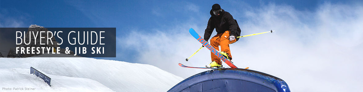 Buyer's guide for freestyle and jib skis