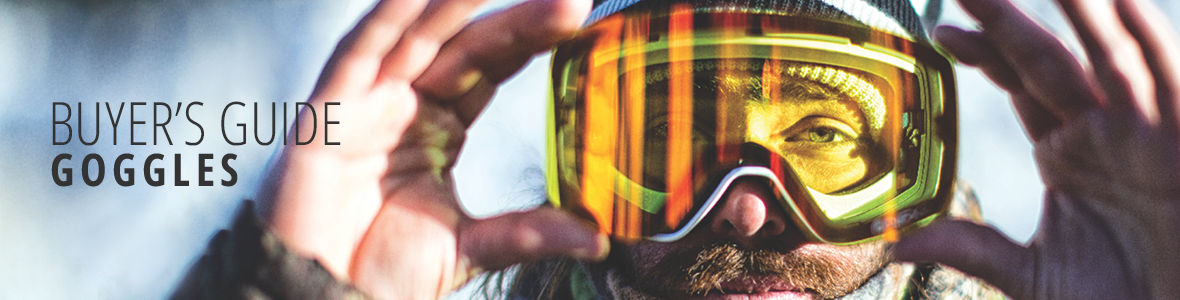 Buyer's guide for ski and snowboard goggles