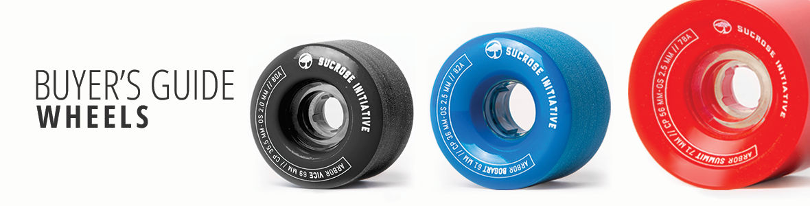 Skateboard Wheels between 49mm and 60mm for Street, Park and Vert at Blue Tomato